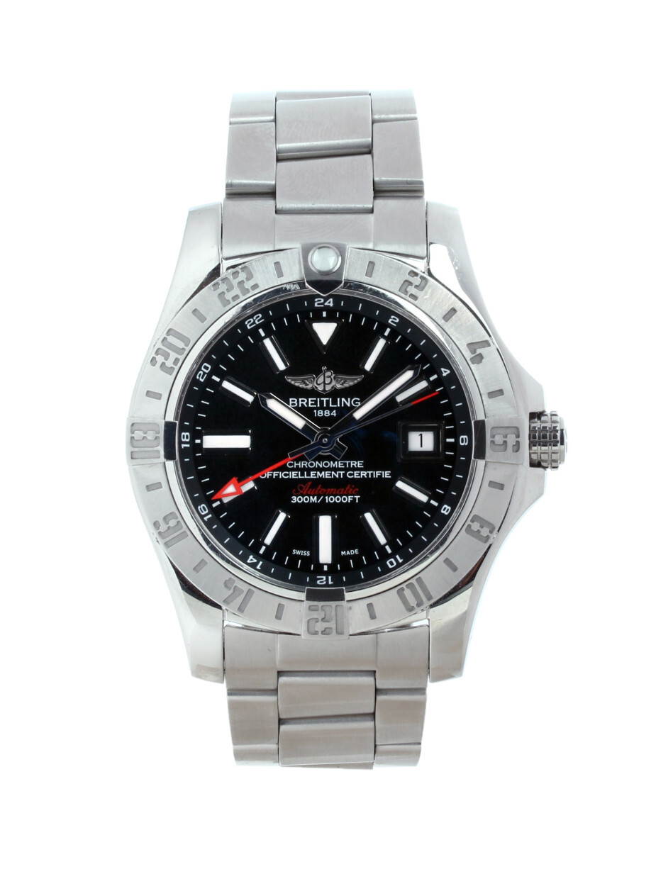 new style 34aa2 7bcb9 A3239011.BC35.170A Breitling Avenger II GMT USED Price € 2.640